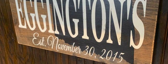 Eggington's is one of Lieux qui ont plu à JL Johnson.
