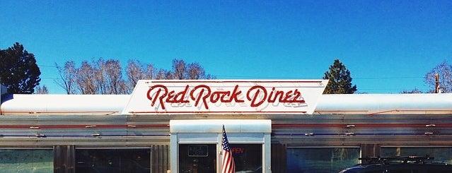 Red Rock Diner is one of Lugares guardados de Kyle.