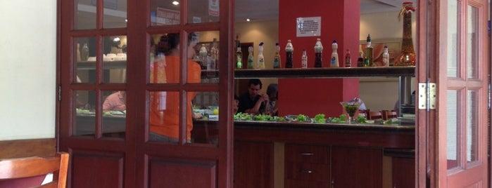 Roda Grill is one of Posti che sono piaciuti a Chef Cássio.