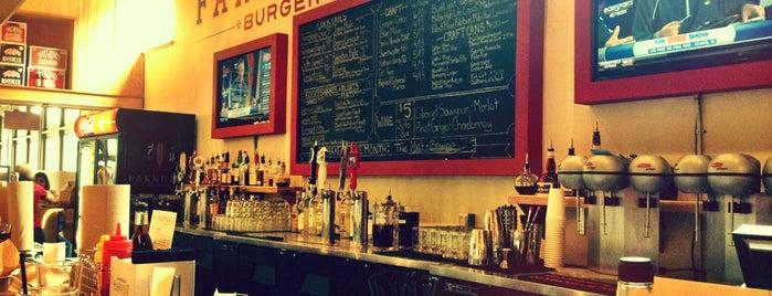Farmhaus Burger is one of Erin'in Beğendiği Mekanlar.