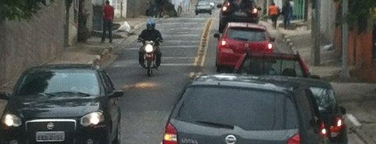 Avenida Morumbi is one of De carro no transito de sp.