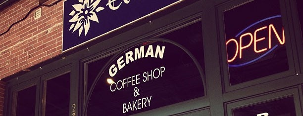 Edelweiss German Bakery is one of Word.