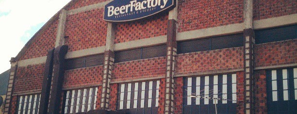 Beer Factory is one of Restaurantes.