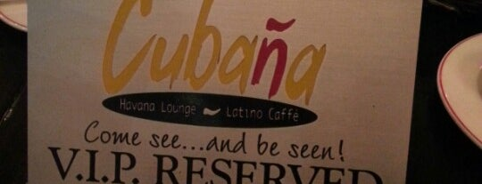 Cubana is one of Cape Town.