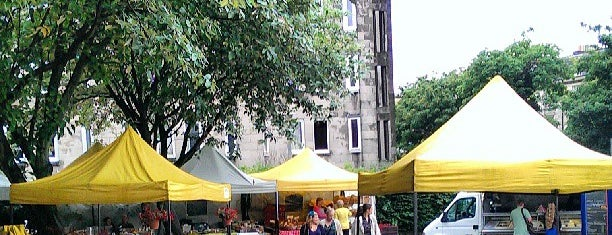Stockbridge Market is one of Edinburgh.