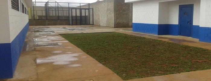 Unidade de Internação de Adolescentes Infratores de São Sebastião is one of สถานที่ที่บันทึกไว้ของ GDF.