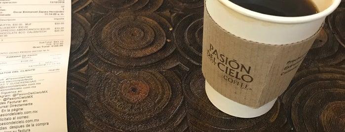 PASIÓN DEL CIELO CAFE is one of Café💖🤩.