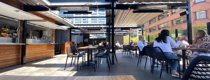 Rooftop 25 is one of Places To Try.