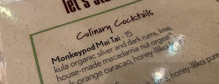 Monkeypod Kitchen is one of Hawaii.