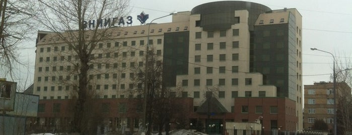 Газпром ВНИИГАЗ is one of Locais curtidos por Валерия.