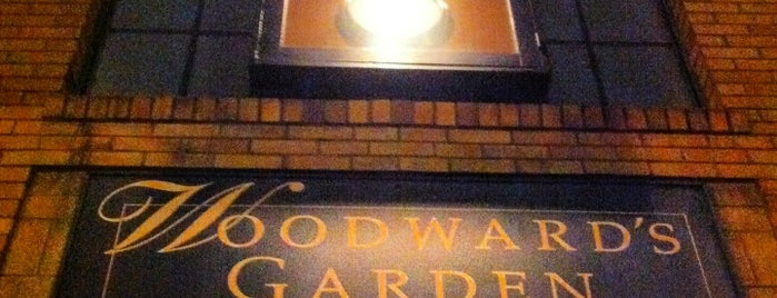 Woodward's Garden is one of SFO Food Todo.