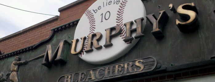 Murphy's Bleachers is one of Boozy Fun Time Drinks.