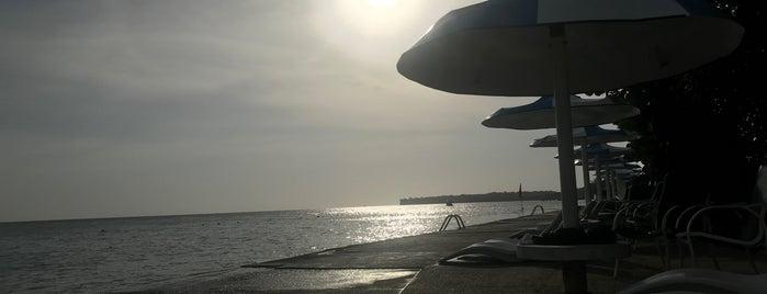 Cocoliso Island Resort is one of Cartagena de Índias, Colombia.