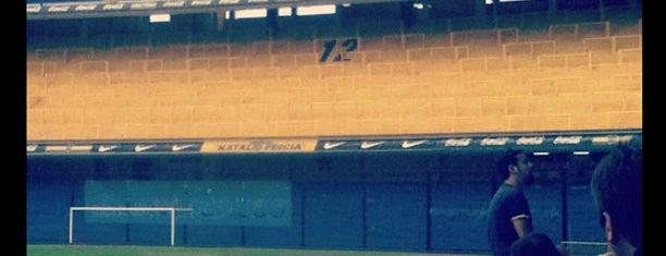 "Estadio Alberto J. Armando ""La Bombonera"" (Club Atlético Boca Juniors) is one of Capital Federal (AR)."