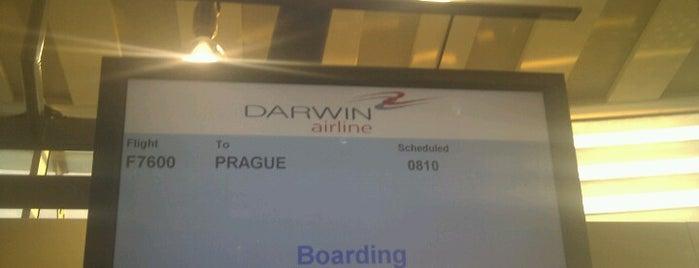 Gate D22 is one of Geneva (GVA) airport venues.