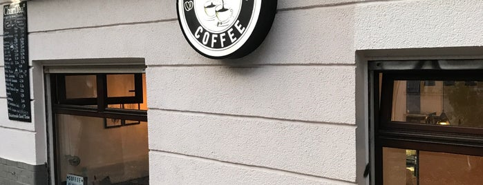 Mo's Coffee is one of B-city.