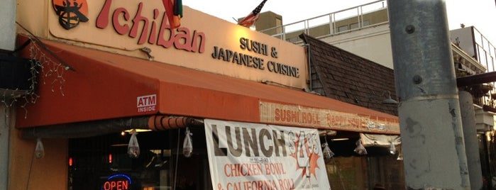 Ichiban is one of Best in Hillcrest.