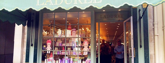 Ladurée is one of フランス🇫🇷.