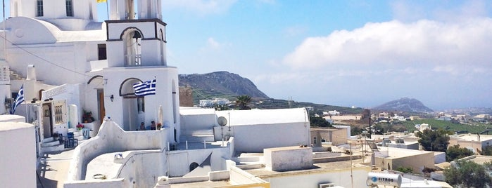 Pyrgos Kallistis is one of Greece, Cyclades favorites so far.
