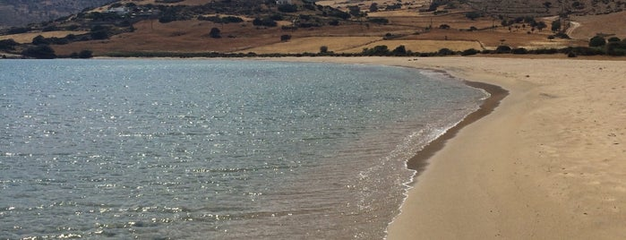Kalantos Beach is one of Greece, Cyclades favorites so far.
