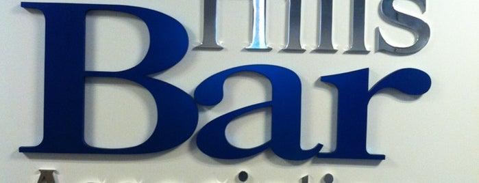 Beverly Hills Bar Association is one of Orte, die Bayana gefallen.