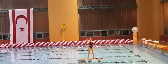 NEU Swimming Pool is one of Posti che sono piaciuti a Melis.
