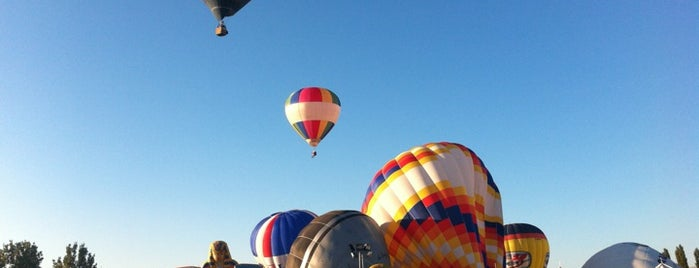 Balloons Festival is one of Locais curtidos por Valentina.