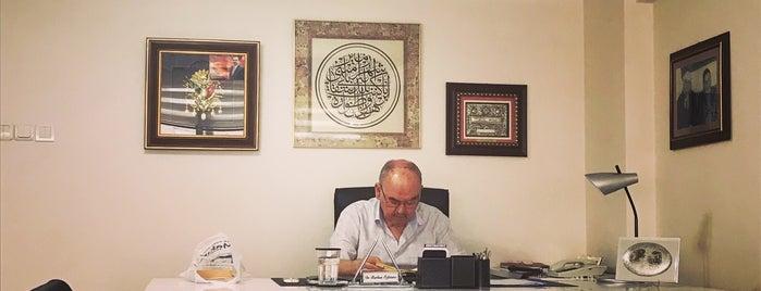 Mehmet Ali Akman Parkı is one of İzmir.