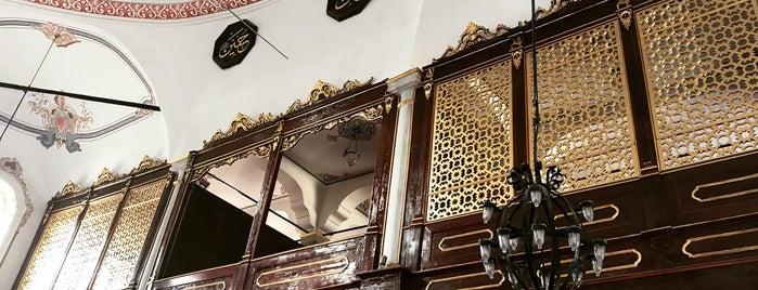 Kumbarhane Camii is one of Gidilip görülmesi gereken mekanlar.