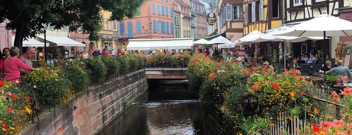 Colmar is one of Colmar sarapp yolu.