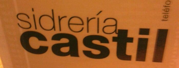 Sidreria Castil is one of Oviedo.