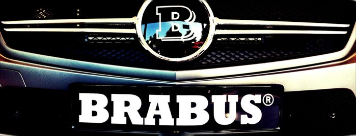 Brabus is one of Andreasさんの保存済みスポット.