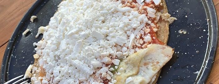 Las memelas del núcleo is one of Locais salvos de Vicky Nito.