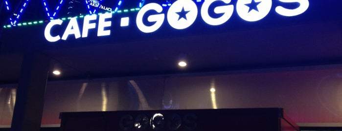 GOGOS is one of Locais curtidos por Tommy.