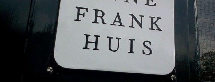 안네 프랑크의 집 is one of Amsterdam.
