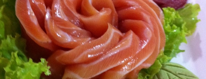Nagomi Sushi Bar is one of Quero conhecer.