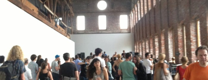 Pioneer Works is one of Summertime Spots.