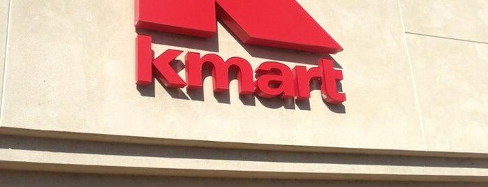 Kmart is one of random.