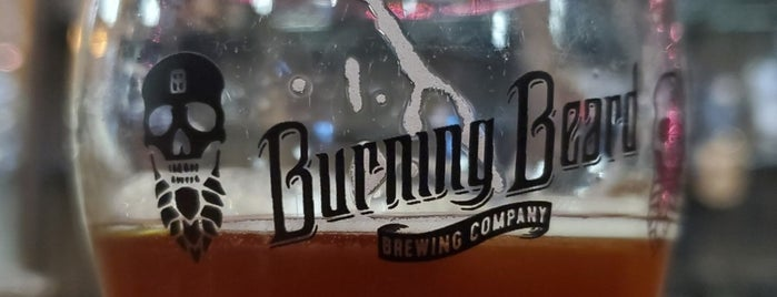 Burning Beard Brewing Co. is one of Yet to Visit.