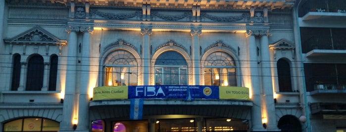 Centro Cultural 25 de Mayo is one of Teatros de Buenos Aires.