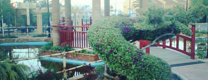 Jardin Oriental is one of สถานที่ที่ Miguel ถูกใจ.