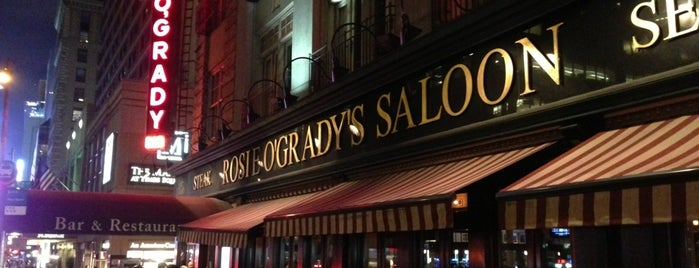 Rosie O'Grady's is one of Locais curtidos por Melissa.
