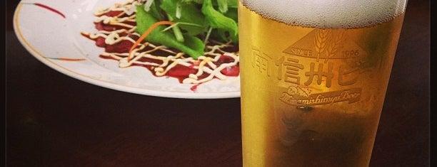 南信州ビール 直営レストラン 味わい工房 is one of 駒ヶ根ソースカツ丼会加盟店.