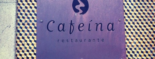 Cafeína is one of Porto.