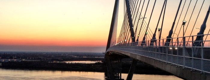 Arthur Ravenel Jr. Bridge is one of Charleston Insiders Tell All.
