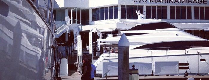 Marina Mirage is one of Australia.