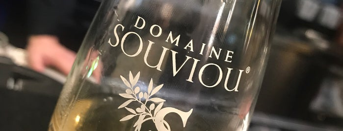 Souviou Wine Bar & Boutique is one of Planes Miami.