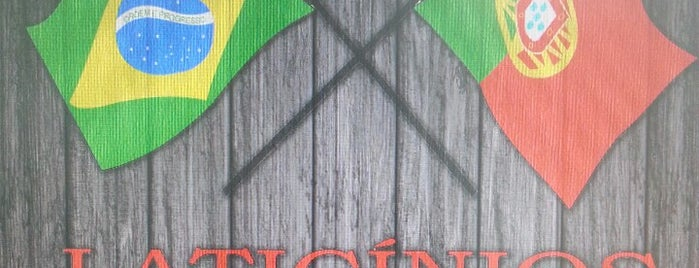 Laticínios Luso Brasileiro is one of Lugares favoritos de Maggie.