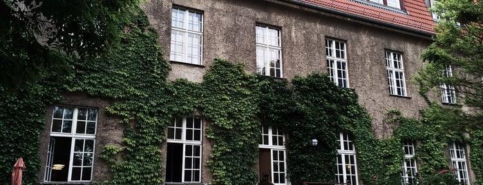 Jugendbildungsstätte Kurt Löwenstein is one of Politische Bildung.