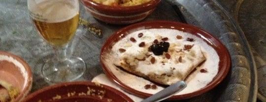 Al-Jaima, Cocina del Desierto is one of #YummyMAD.